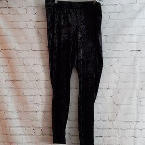 Torrid Crush Velvet Legging Sz 3 (22/24)